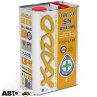 Моторное масло XADO Atomic Oil 0W-20 SN (XA 20267) 4л