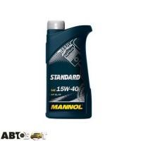Моторное масло MANNOL STANDARD 15W-40 1л