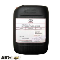 Трансмиссионное масло Toyota Differential Oil 85W-90 20л (0888581004)