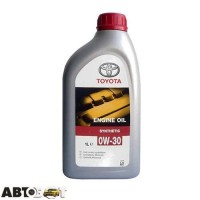 Моторное масло Toyota ENGINE OIL 0W-30 1л (0888080366)