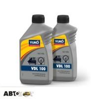 Трансмиссионное масло Yuko VDL 100 1л