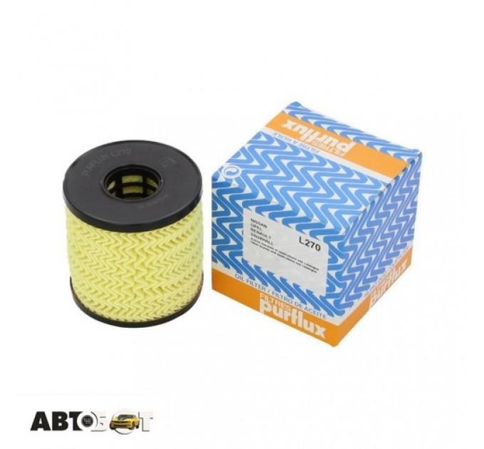 Масляный фильтр PURFLUX L270, цена: 206 грн.