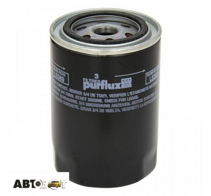 Масляный фильтр PURFLUX LS389, цена: 443 грн.