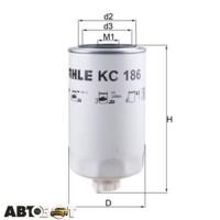 Топливный фильтр KNECHT KC186