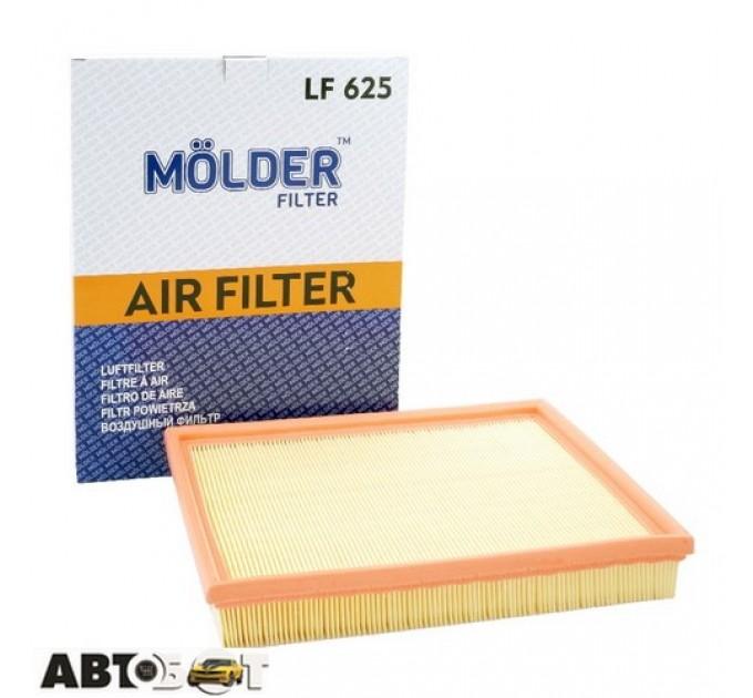 Воздушный фильтр Molder LF625, цена: 101 грн.