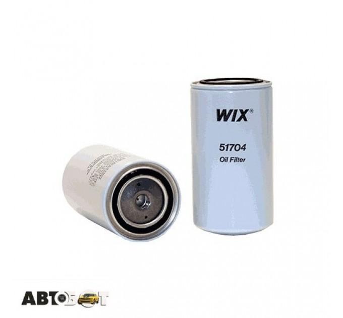 Масляный фильтр WIX 51704, цена: 173 грн.