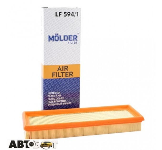Воздушный фильтр Molder LF594/1, цена: 66 грн.