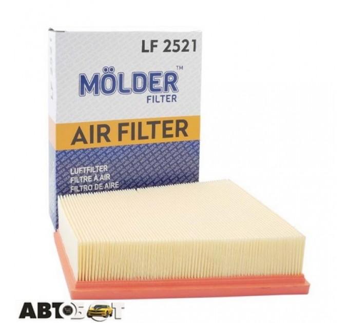 Воздушный фильтр Molder LF2521, цена: 105 грн.