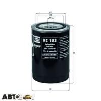 Топливный фильтр KNECHT KC 183