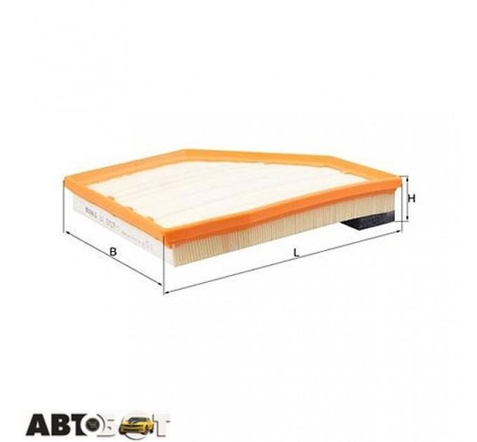 Воздушный фильтр KNECHT LX 3727/1, цена: 646 грн.