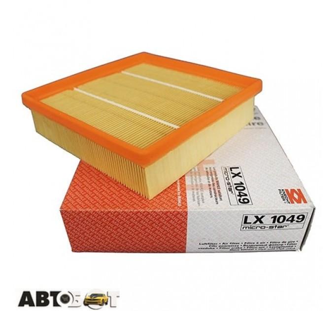Воздушный фильтр KNECHT LX1049, цена: 161 грн.