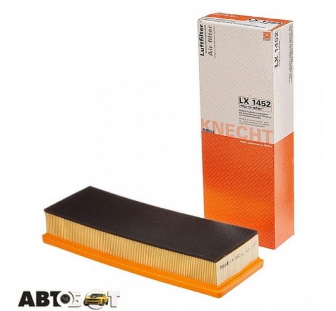 Воздушный фильтр KNECHT LX1452, цена: 353 грн.