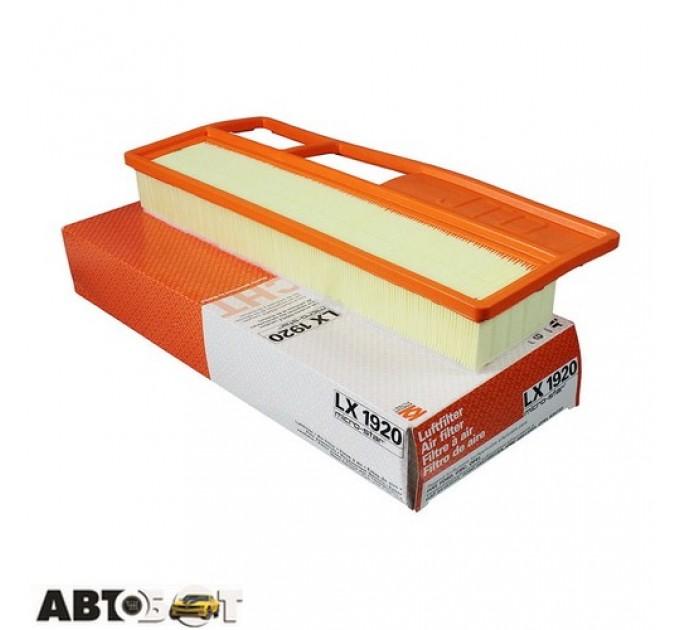 Воздушный фильтр KNECHT LX1920