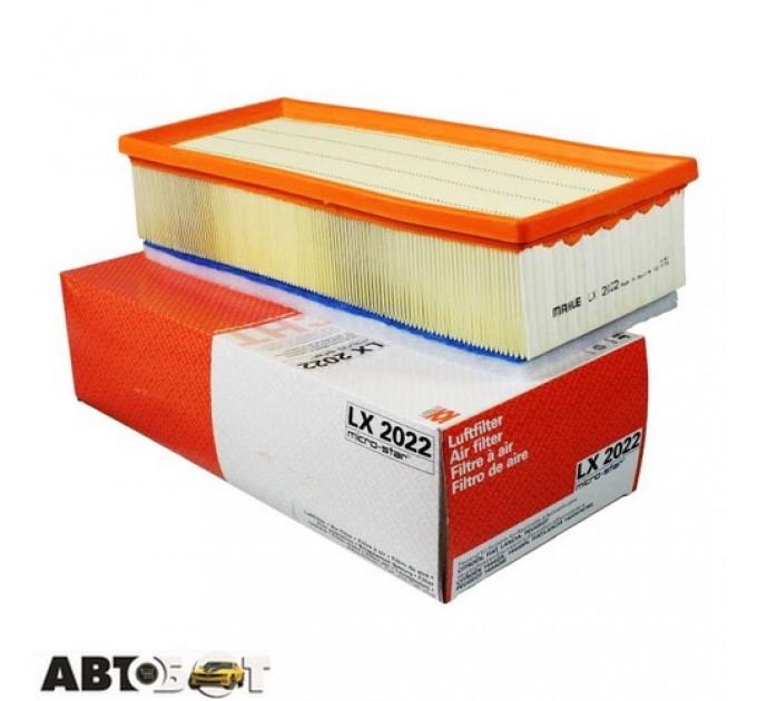 Воздушный фильтр KNECHT LX2022, цена: 406 грн.