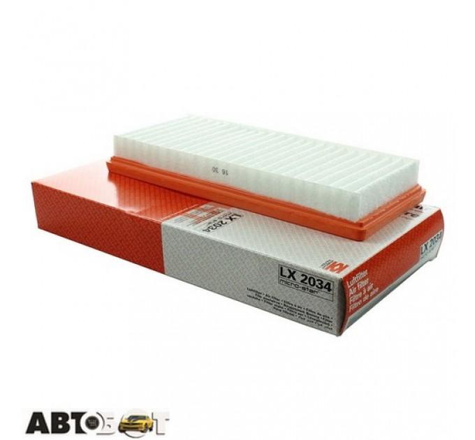 Воздушный фильтр KNECHT LX2034
