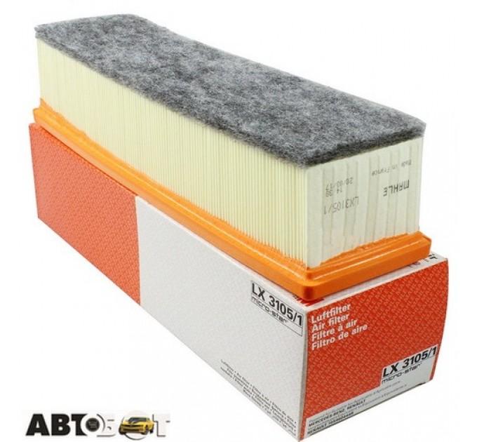 Воздушный фильтр KNECHT LX3105/1