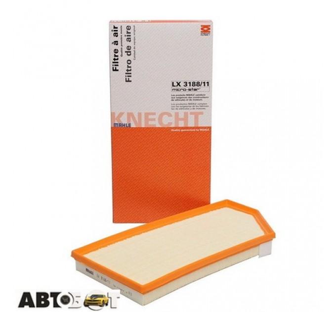 Воздушный фильтр KNECHT LX3188/11, цена: 940 грн.