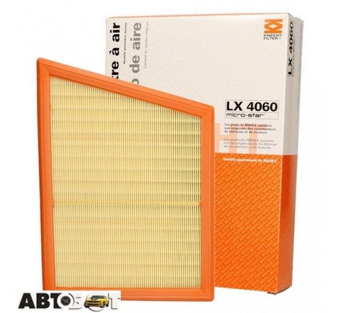 Воздушный фильтр KNECHT LX4060, цена: 741 грн.
