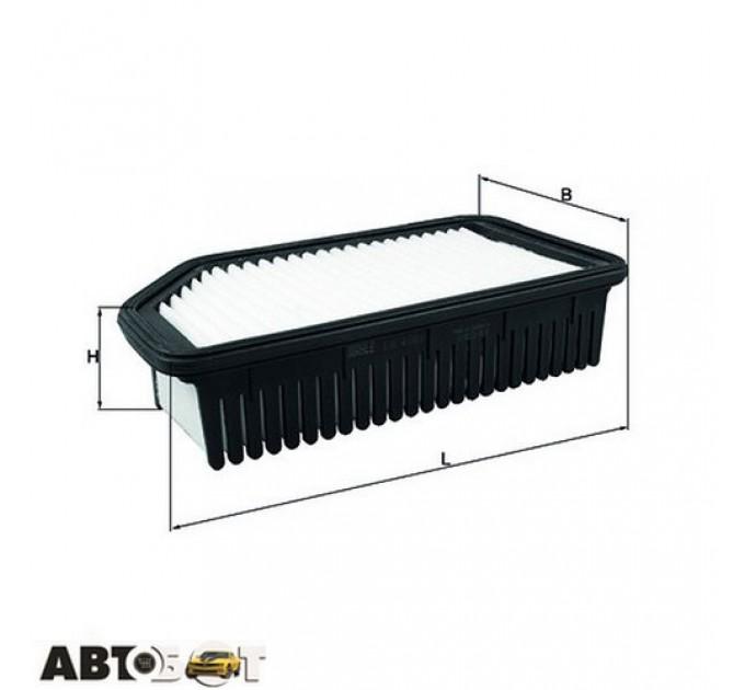 Воздушный фильтр KNECHT LX 4083, цена: 193 грн.