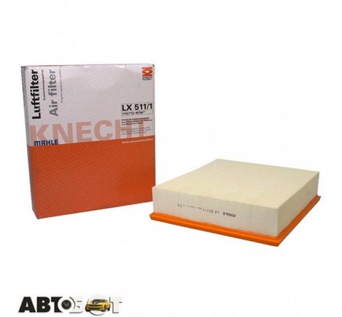 Воздушный фильтр KNECHT LX511/1