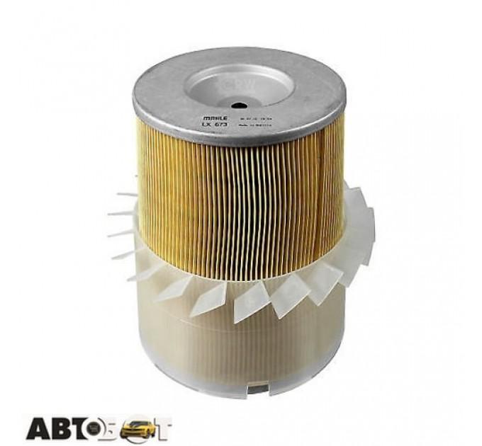Воздушный фильтр KNECHT LX673, цена: 461 грн.
