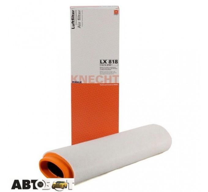Воздушный фильтр KNECHT LX818