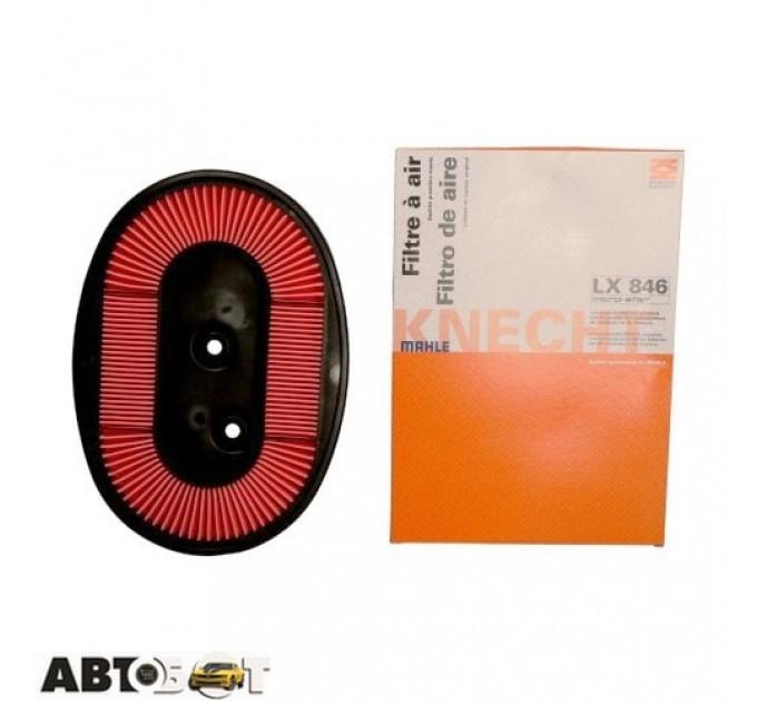 Воздушный фильтр KNECHT LX846