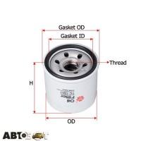 Трансмиссионный фильтр Sakura TC-1801