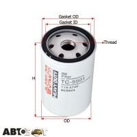 Трансмиссионный фильтр Sakura TC-5501