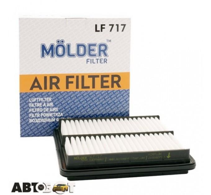 Воздушный фильтр Molder LF717, цена: 62 грн.