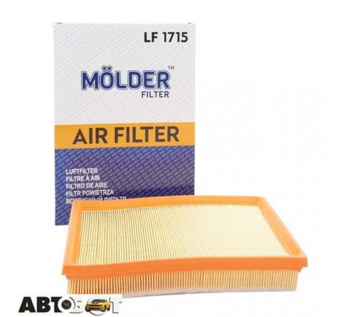 Воздушный фильтр Molder LF1715, цена: 145 грн.