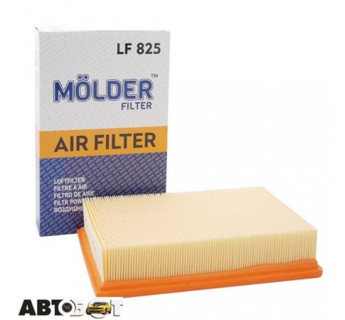 Воздушный фильтр Molder LF825, цена: 98 грн.