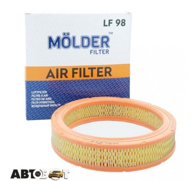 Воздушный фильтр Molder LF98, цена: 74 грн.
