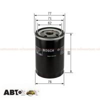 Масляный фильтр Bosch 0 451 103 079