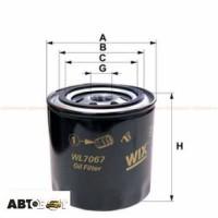 Масляный фильтр WIX WL7067