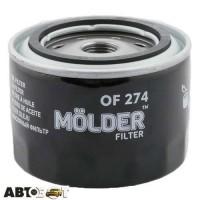 Масляный фильтр Molder OF274