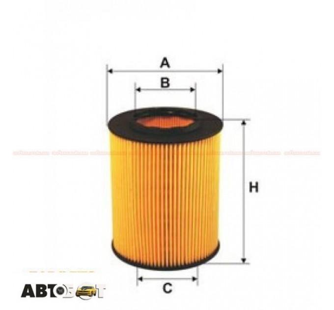 Масляный фильтр WIX WL7458, цена: 305 грн.