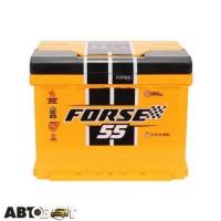 Автомобильный аккумулятор FORSE (Westa) 6СТ-55 Аз