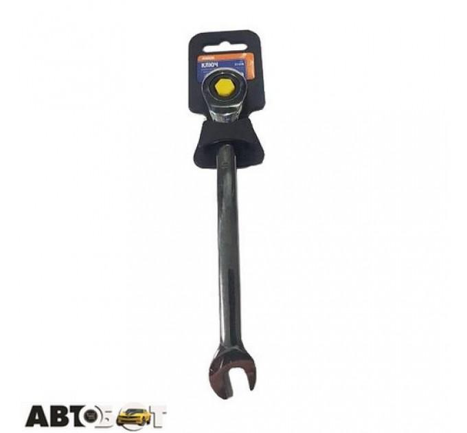 Ключ рожково-накидной MIOL 51-608, цена: 59 грн.