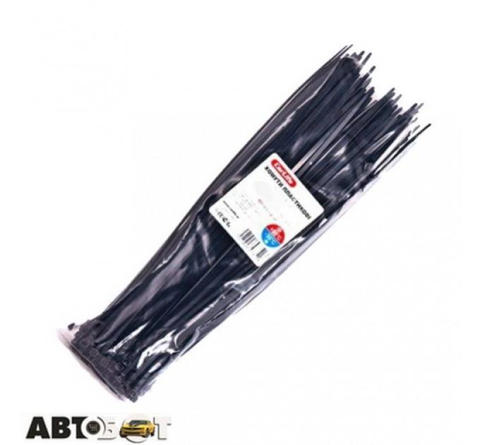 Стяжка CarLife BL4.8x250 (100шт.), цена: 61 грн.