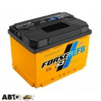 Автомобильный аккумулятор FORSE (Westa) 6СТ-63 АзЕ EFB