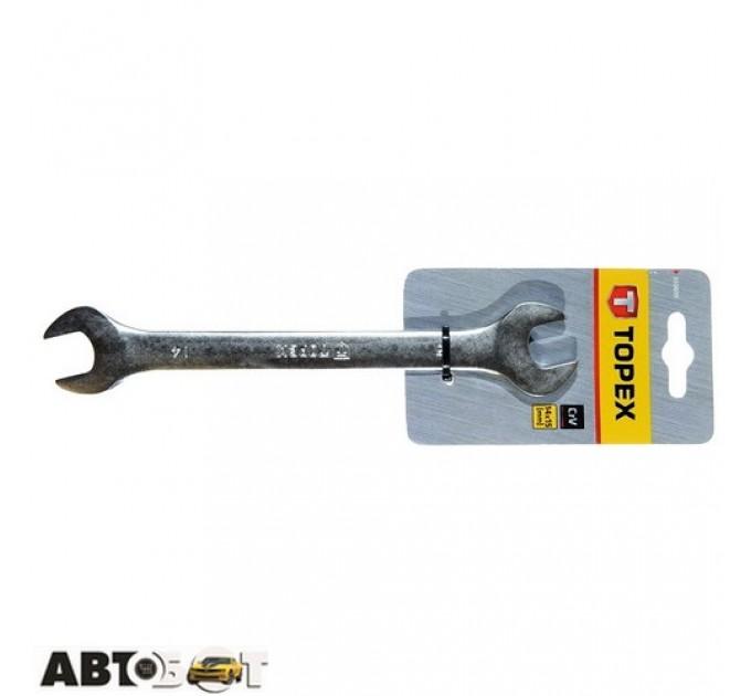 Ключ рожковой TOPEX 35D609, цена: 62 грн.