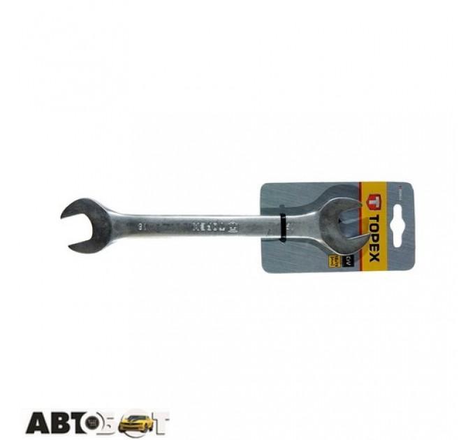 Ключ рожковой TOPEX 35D613, цена: 96 грн.