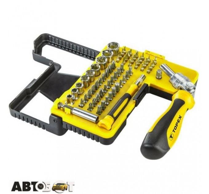 Набор инструментов TOPEX 39D346, цена: 510 грн.
