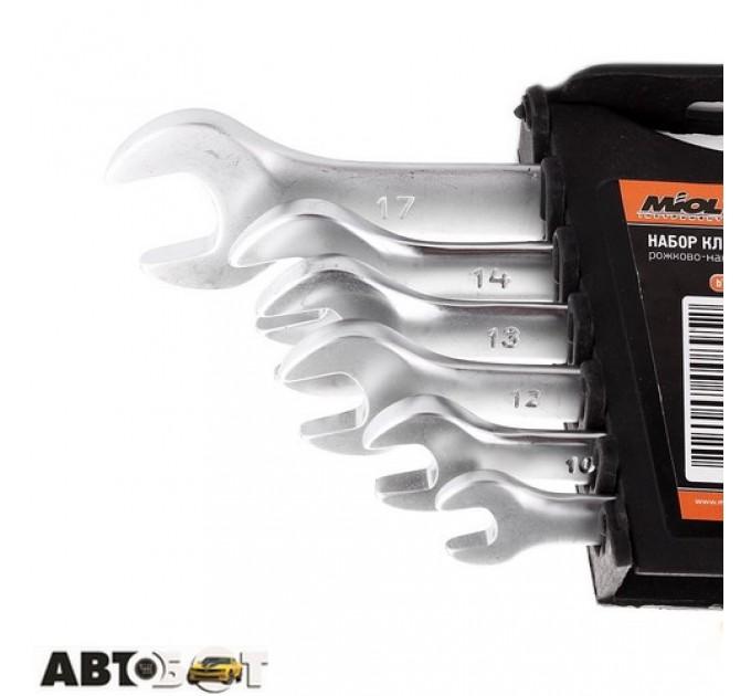 Набор ключей рожково-накидных MIOL 51-700, цена: 149 грн.