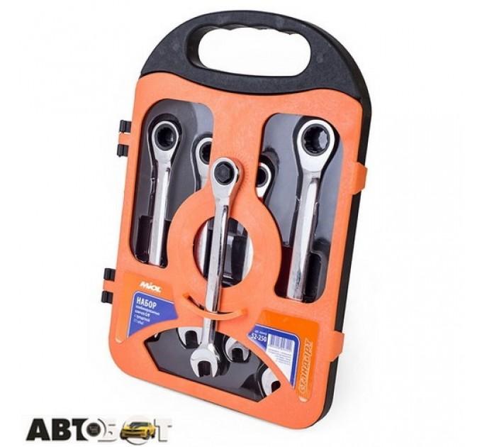 Набор ключей рожково-накидных MIOL 52-250, цена: 544 грн.