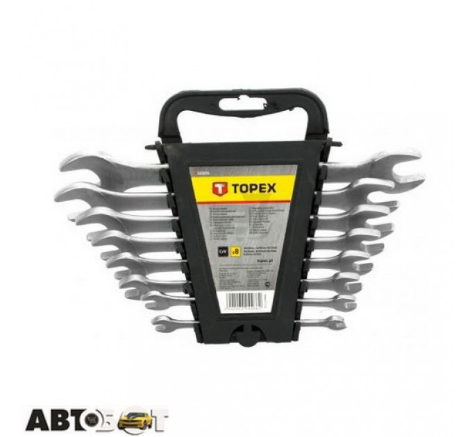 Набор ключей рожковых TOPEX 35D656, цена: 512 грн.
