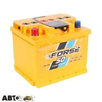 Автомобильный аккумулятор FORSE (Westa) 6СТ-50 Аз