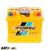 Автомобильный аккумулятор FORSE (Westa) 6СТ-50 АзЕ