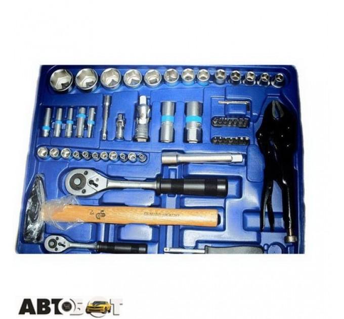 Набор инструментов KING ROY 072MDA, цена: 1 981 грн.